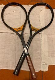 vendita racchette tennis anni 60/70 solo telaio