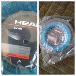 Matassa Corde Tennis Head Lynx Blu 1.25 Nuova
