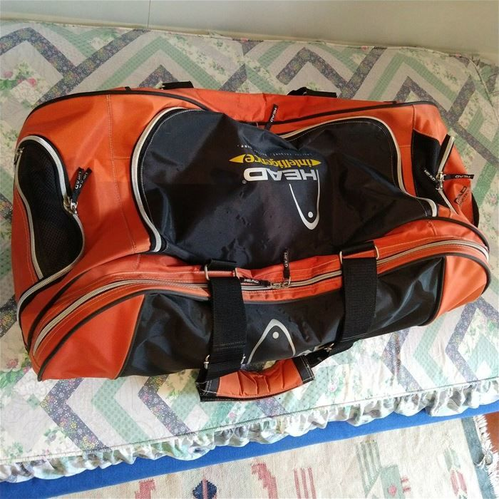 Borsone tennis bag Head Intelligence 2002 - Agassi