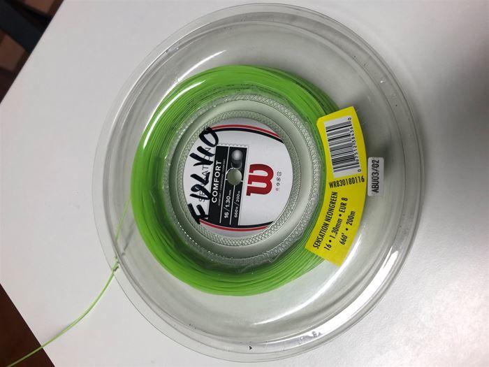corde wilson sensation 1,30 verde