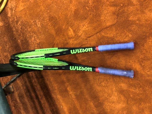 Coppia Wilson blade 98 countervail 16-19