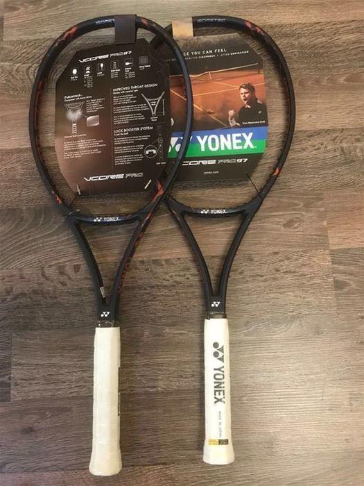 2 racchette Yonex