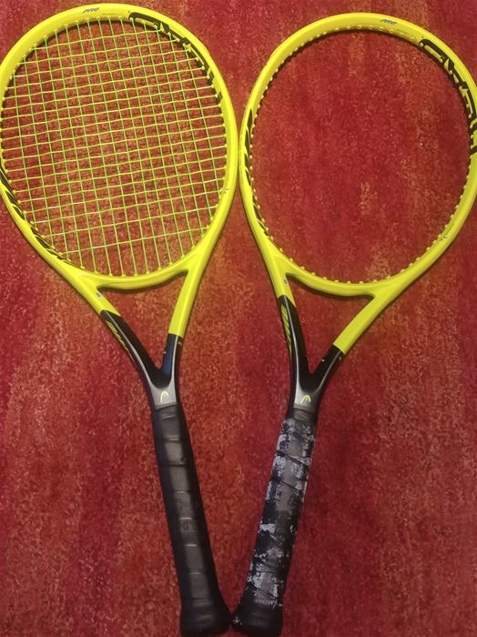 Coppia Head Extreme Pro 360 Berrettini
