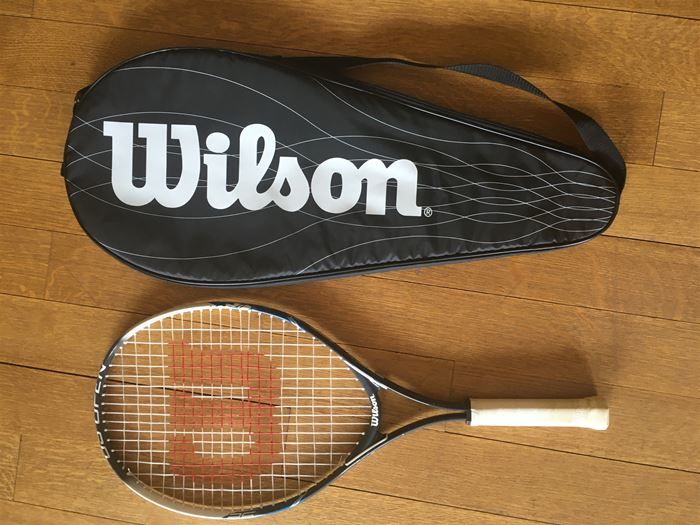 Racchetta da tennis Wilson per bambino 25