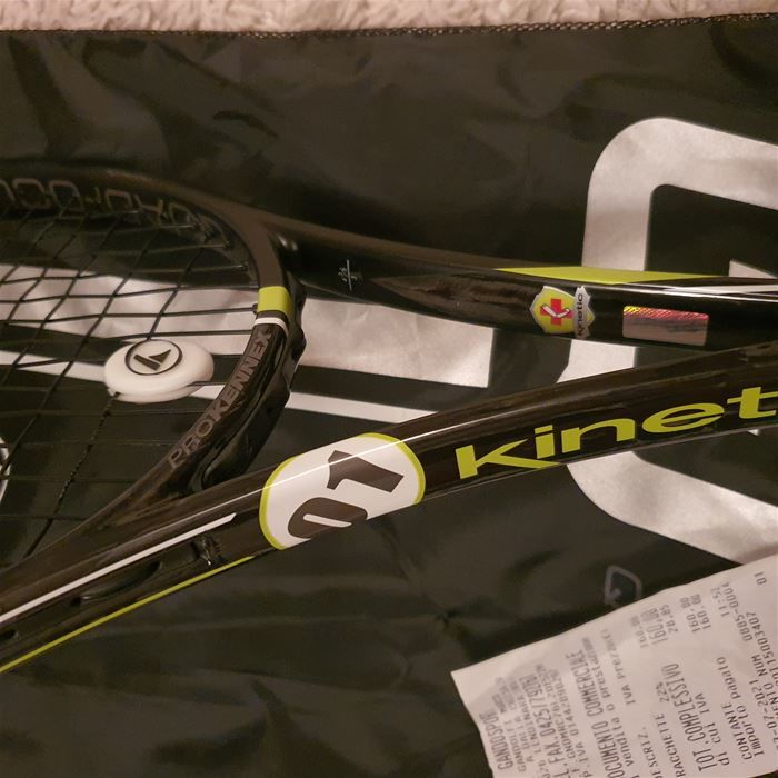 Vendo Pro Kennex Q Tour nuova con cellophane