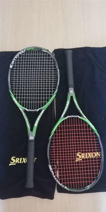 Coppia Dunlop Srixon CV 3.0 f tour L3