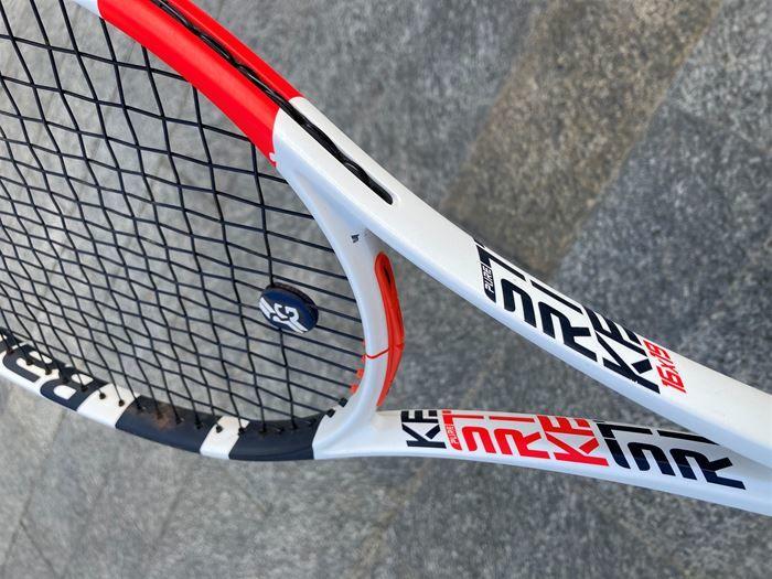 "Vendo racchetta da tennis babolat ""pure strike"""