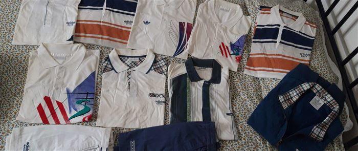 abbigliamento adidas Edberg
