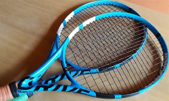 2 Racchette tennis usate