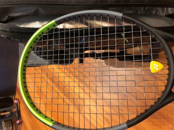 Bordone Tennis Wilson